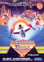 Thunder Force IV Cover